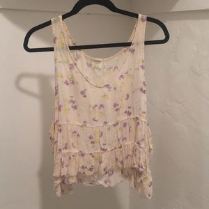 Free people delicate top